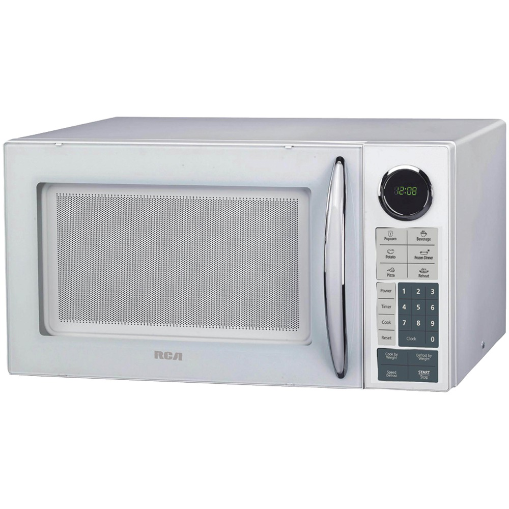 RCA RMW953-WHITE .9 Cubic-ft Microwave (White)