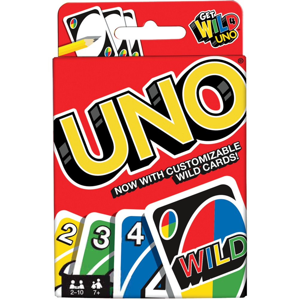 Mattel 42003 UNO(R) Card Game