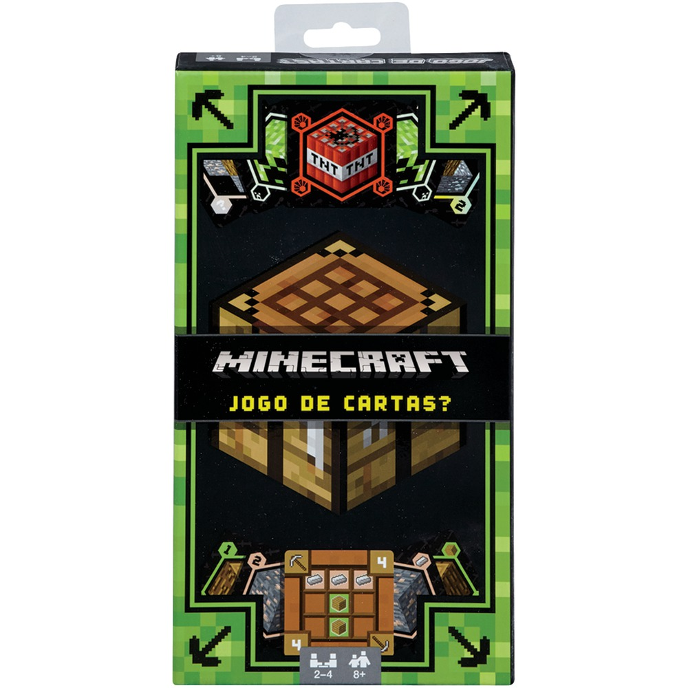 Mattel DJY41 Minecraft(TM) Card Game