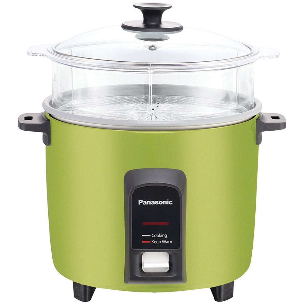 PANASONIC SR-Y22FGJG 12-Cup Automatic Rice Cooker (Green)