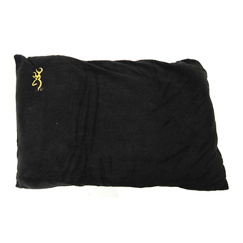 Fleece Pillow Black
