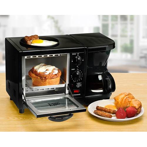 Cuisine 3-in-1 Multifunction Breakfast Center
