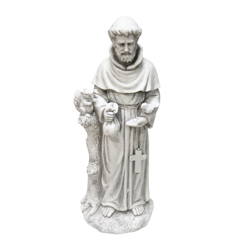 31 inch st. Francis statue