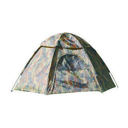 Tent, Camouflage Hexagon Dome