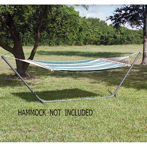 Deluxe Adjustable Hammock Stand